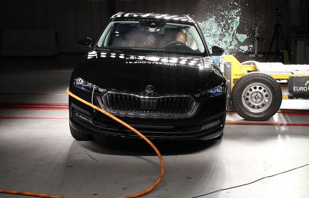 Euro NCAP: 12 modele testate în cea mai nouă sesiune. 5 stele pentru Octavia, Captur, Kuga, Taycan și Model X, 4 stele pentru Peugeot 2008 - Poza 1