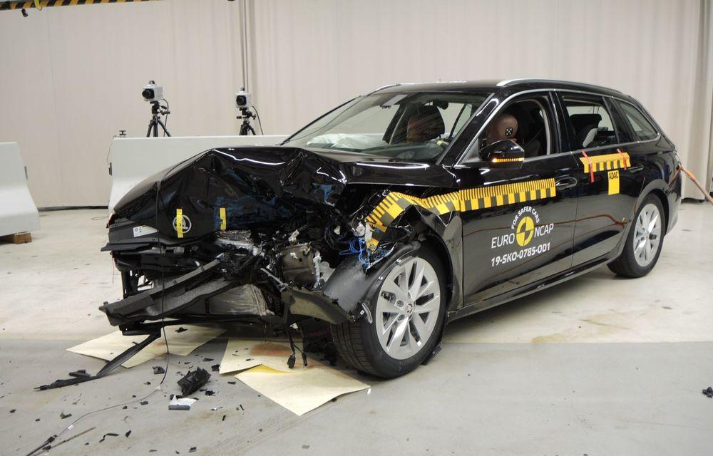 Euro NCAP: 12 modele testate în cea mai nouă sesiune. 5 stele pentru Octavia, Captur, Kuga, Taycan și Model X, 4 stele pentru Peugeot 2008 - Poza 13
