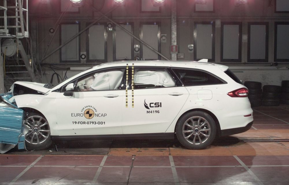 Euro NCAP: 12 modele testate în cea mai nouă sesiune. 5 stele pentru Octavia, Captur, Kuga, Taycan și Model X, 4 stele pentru Peugeot 2008 - Poza 9