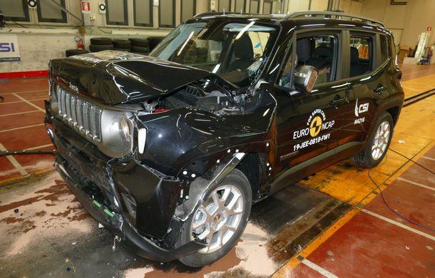 Euro NCAP: 12 modele testate în cea mai nouă sesiune. 5 stele pentru Octavia, Captur, Kuga, Taycan și Model X, 4 stele pentru Peugeot 2008 - Poza 22