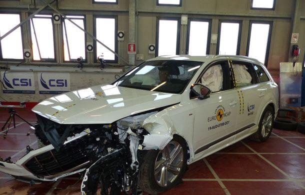 Euro NCAP: 12 modele testate în cea mai nouă sesiune. 5 stele pentru Octavia, Captur, Kuga, Taycan și Model X, 4 stele pentru Peugeot 2008 - Poza 4