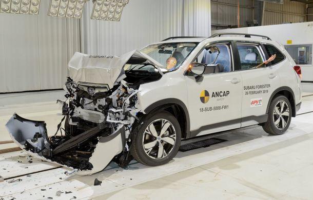 Euro NCAP: 12 modele testate în cea mai nouă sesiune. 5 stele pentru Octavia, Captur, Kuga, Taycan și Model X, 4 stele pentru Peugeot 2008 - Poza 15