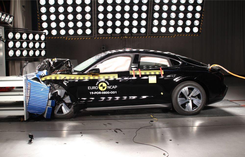 Euro NCAP: 12 modele testate în cea mai nouă sesiune. 5 stele pentru Octavia, Captur, Kuga, Taycan și Model X, 4 stele pentru Peugeot 2008 - Poza 11