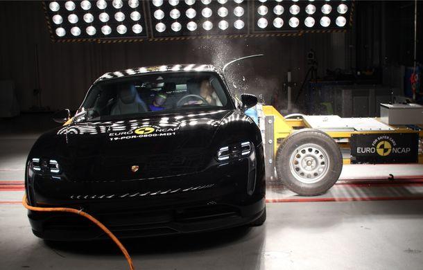 Euro NCAP: 12 modele testate în cea mai nouă sesiune. 5 stele pentru Octavia, Captur, Kuga, Taycan și Model X, 4 stele pentru Peugeot 2008 - Poza 10