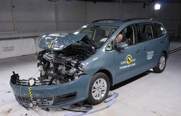 Euro NCAP: 12 modele testate în cea mai nouă sesiune. 5 stele pentru Octavia, Captur, Kuga, Taycan și Model X, 4 stele pentru Peugeot 2008 - Poza 17