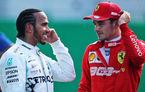 """Leclerc ar accepta să fie coechipier cu Hamilton: """"Întotdeauna ai ceva de învățat de la campioni"""""""