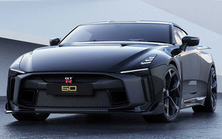 Nissan GT-R50 By Italdesign a intrat în producția de serie: modelul cu 720 CP va fi asamblat în doar 50 de unități