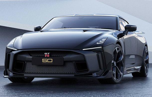 Nissan GT-R50 By Italdesign a intrat în producția de serie: modelul cu 720 CP va fi asamblat în doar 50 de unități - Poza 1