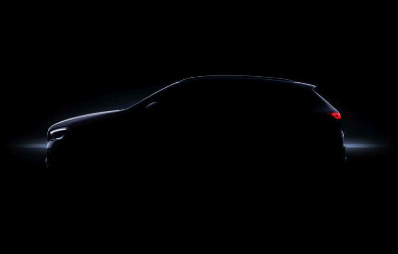 Primul teaser video cu viitorul Mercedes-Benz GLA: SUV-ul compact va fi prezentat în 11 decembrie - Poza 1