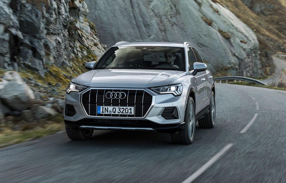Vânzări premium în luna noiembrie: Audi obține un rezultat mai bun cu peste 23%. BMW și Mercedes-Benz continuă parcursul în creștere - Poza 1