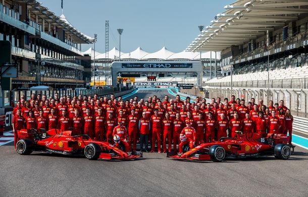 """Ferrari: """"Titlul din acest an a fost pierdut încă din 2018, când am decis designul monopostului"""" - Poza 1"""