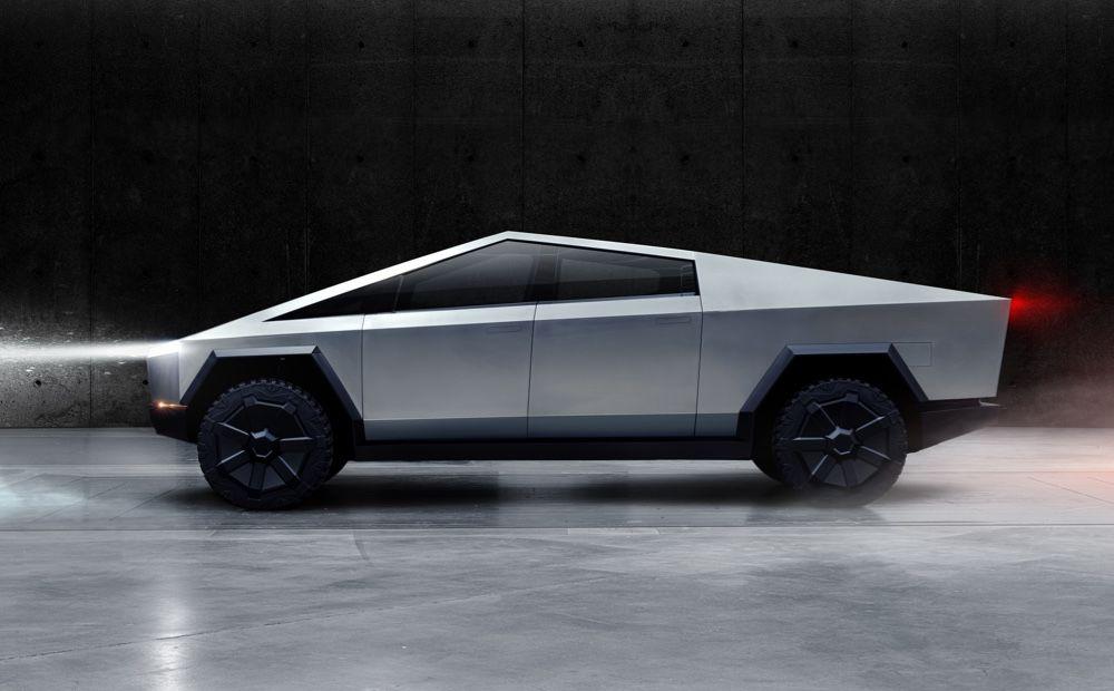 Tesla schimba datele de producție pentru Cybertruck: versiunea de top va sosi cu un an mai devreme, în 2021 - Poza 1