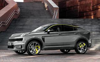 Chinezii de la Lynk&Co au prezentat noul 05: SUV-ul coupe va avea și versiune plug-in hybrid