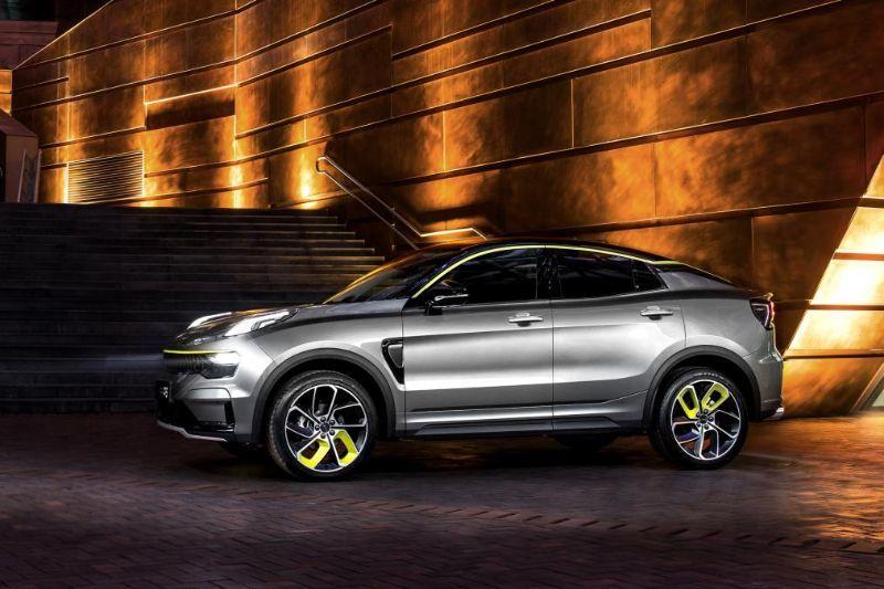 Chinezii de la Lynk&Co au prezentat noul 05: SUV-ul coupe va avea și versiune plug-in hybrid - Poza 2