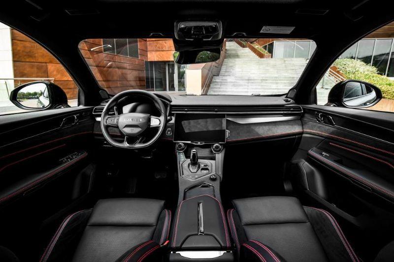 Chinezii de la Lynk&Co au prezentat noul 05: SUV-ul coupe va avea și versiune plug-in hybrid - Poza 14