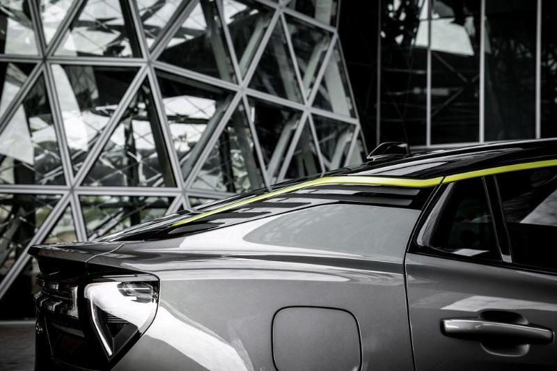 Chinezii de la Lynk&Co au prezentat noul 05: SUV-ul coupe va avea și versiune plug-in hybrid - Poza 12