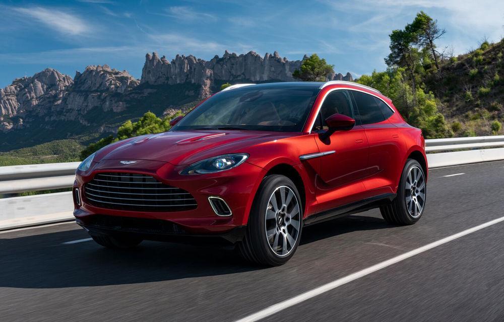 """CEO-ul Aston Martin: """"Nu căutăm investitori noi, dar asta nu înseamnă că nu există interes"""" - Poza 1"""