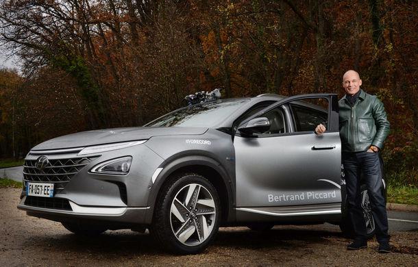 Hyundai a înregistrat un nou record de autonomie cu modelul electric alimentat cu hidrogen Nexo: 778 de kilometri - Poza 2