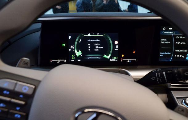 Hyundai a înregistrat un nou record de autonomie cu modelul electric alimentat cu hidrogen Nexo: 778 de kilometri - Poza 3