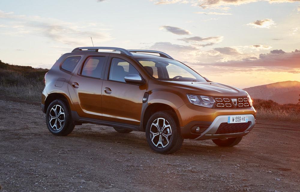 Informații neoficiale: Dacia Duster va primi în ianuarie o versiune cu GPL cu motor de 100 de cai putere - Poza 1