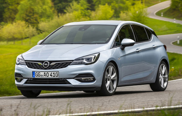 Prețuri Opel Astra facelift în România: modelul de clasă compactă pornește de la 19.610 euro. Promoțiile curente vin cu reduceri de până la 4.400 de euro - Poza 1