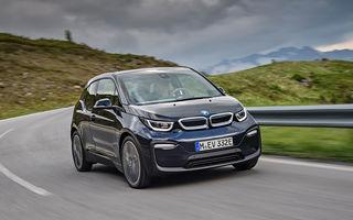 BMW va continua producția lui i3 până în 2024: modelul electric va primi o nouă baterie