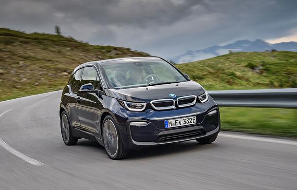 BMW va continua producția lui i3 până în 2024: modelul electric va primi o nouă baterie - Poza 1