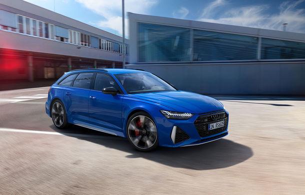 25 de ani de la introducerea primului model Audi RS: nemții sărbătoresc cu un pachet special pentru modelele din gama de performanță - Poza 1