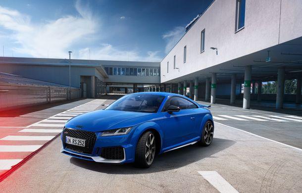 25 de ani de la introducerea primului model Audi RS: nemții sărbătoresc cu un pachet special pentru modelele din gama de performanță - Poza 2