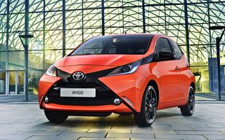 Viitoarea generație Toyota Aygo ar putea avea doar versiune electrică: