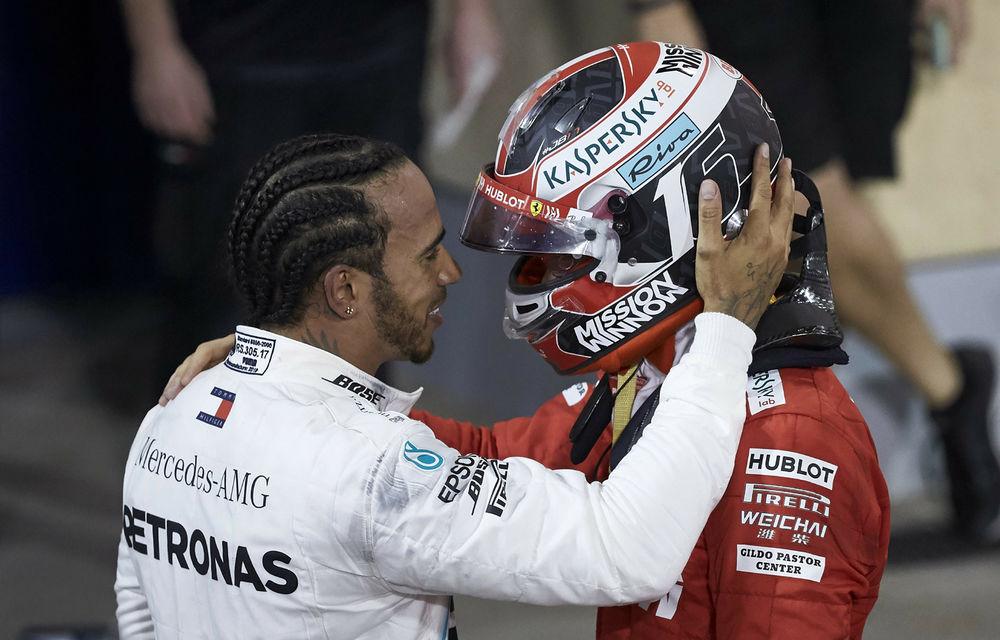 """Ferrari confirmă discuțiile cu Hamilton: """"Este prematur să vorbim despre un contract"""" - Poza 1"""