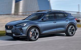 Informații despre versiunea de serie a conceptului Cupra Formentor: modelul va fi prezentat în 2020 și va avea sistem plug-in hybrid de propulsie