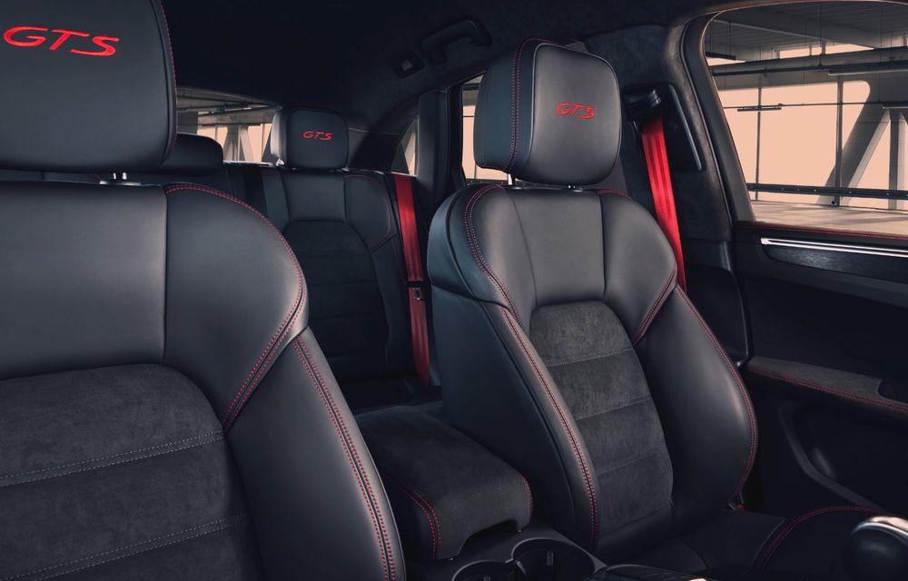 Porsche prezintă Macan GTS facelift: motor V6 cu 380 CP și preț de pornire de peste 80.000 de euro - Poza 6