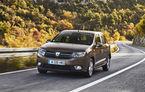 Înmatriculările Dacia în Europa au scăzut cu peste 7% în luna noiembrie: peste 41.600 de unități și cotă de piață de 3.4%