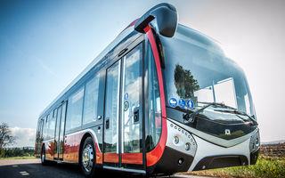 Turda a devenit primul oraș din România în care există doar autobuze electrice: 20 de unități circulă în localitate