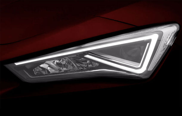 Primul teaser video dedicat noii generații Seat Leon: modelul de clasă compactă va fi prezentat în 28 ianuarie - Poza 1