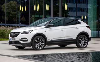 Opel introduce o nouă versiune plug-in hybrid în gama Grandland X: SUV-ul dezvoltă 224 CP și promite o autonomie electrică de până la 57 de kilometri