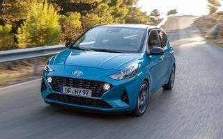 Prețuri pentru noua generație Hyundai i10: citadinul constructorului asiatic pornește de la 13.340 de euro. Promoțiile curente vin cu reduceri de aproape 3.400 de euro