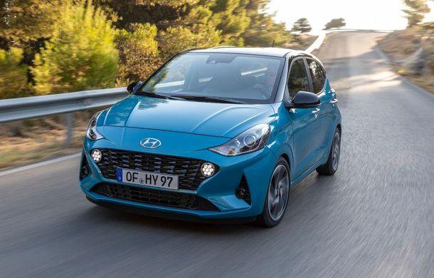 Prețuri pentru noua generație Hyundai i10: citadinul constructorului asiatic pornește de la 13.340 de euro. Promoțiile curente vin cu reduceri de aproape 3.400 de euro - Poza 1