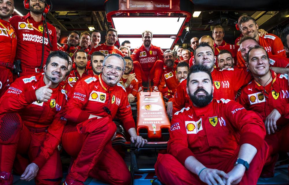 Primele date de lansare pentru monoposturile de Formula 1 din 2020: Ferrari în 11 februarie, Alpha Tauri în 14 februarie - Poza 1