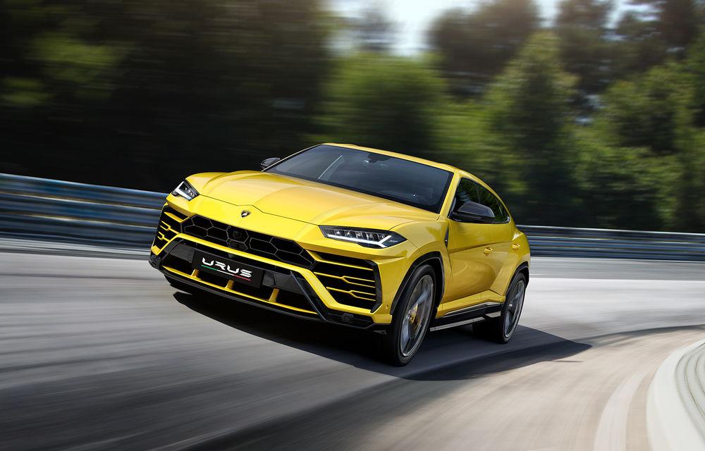 Lamborghini va avea record de vânzări în 2019, cu 8.200 de unități: 55% din total, în dreptul lui Urus - Poza 1