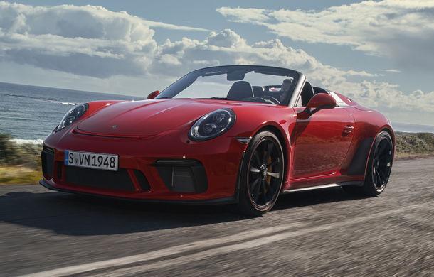 Porsche a produs ultimul exemplar 911 al vechii generații 991: peste 233.000 de unități au fost comercializate din 2011 și până astăzi - Poza 1