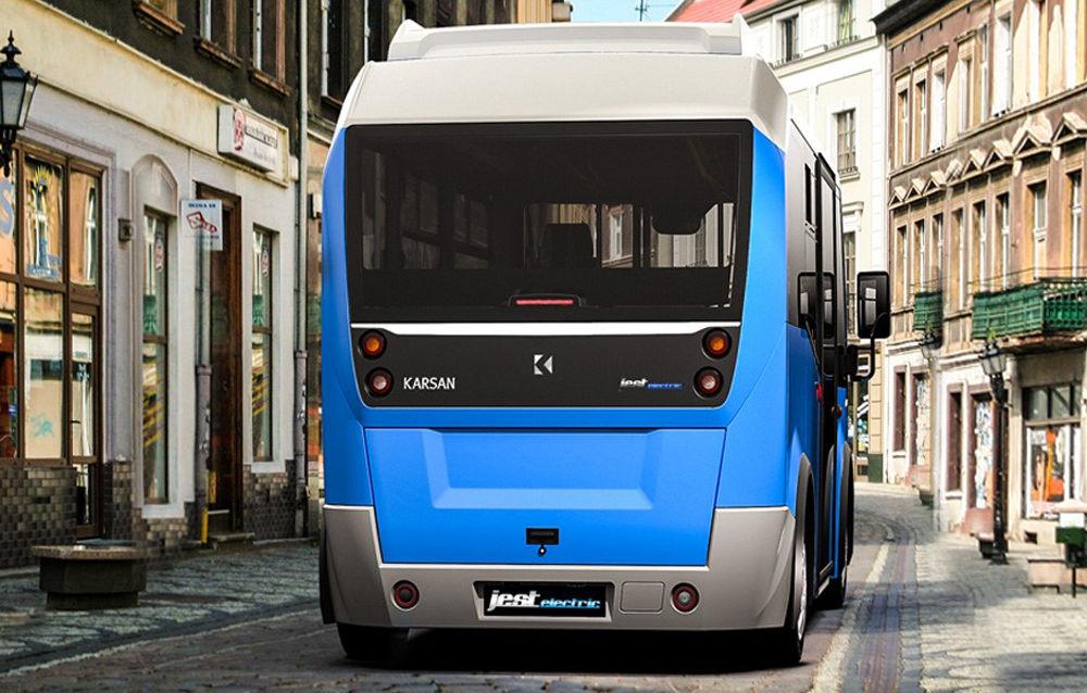 Dej va cumpăra 20 de autobuze electrice pentru transportul public: primele unități vor fi livrate în primăvară - Poza 5