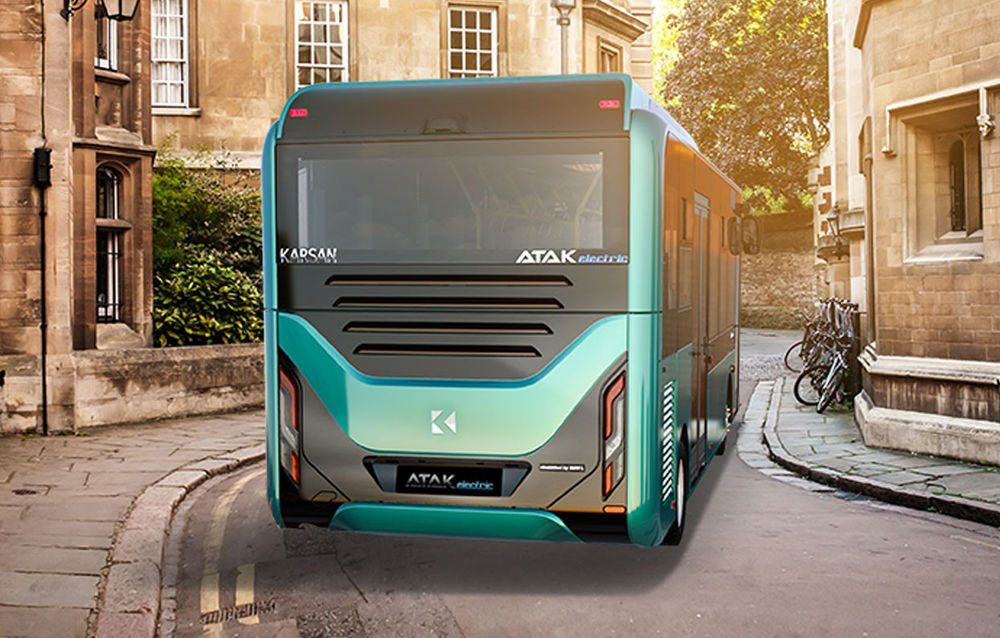 Dej va cumpăra 20 de autobuze electrice pentru transportul public: primele unități vor fi livrate în primăvară - Poza 3