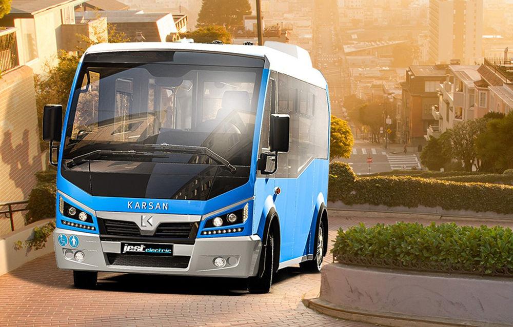 Dej va cumpăra 20 de autobuze electrice pentru transportul public: primele unități vor fi livrate în primăvară - Poza 4
