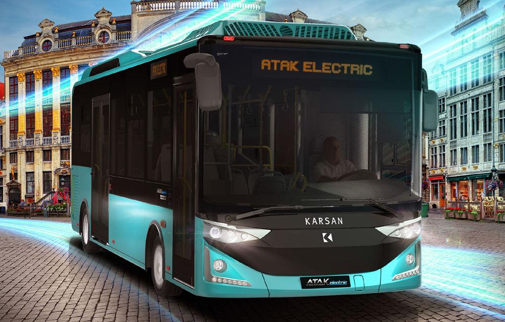 Dej va cumpăra 20 de autobuze electrice pentru transportul public: primele unități vor fi livrate în primăvară - Poza 1