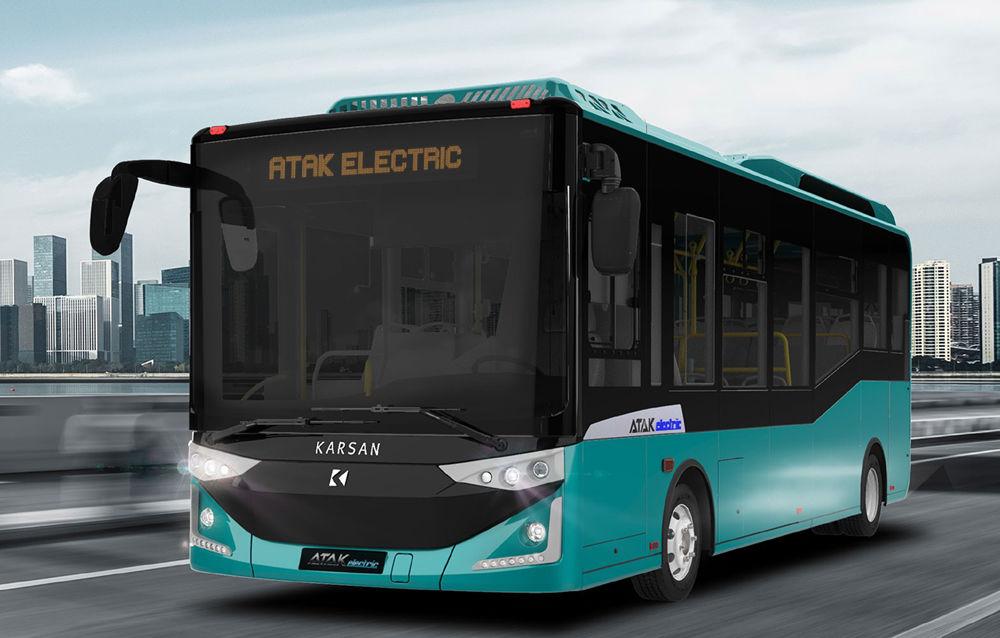 Dej va cumpăra 20 de autobuze electrice pentru transportul public: primele unități vor fi livrate în primăvară - Poza 2