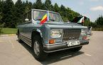 ANAF: ARO-ul lui Ceaușescu a fost vândut la licitație cu circa 40.000 de euro