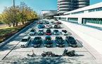 Grupul BMW a livrat 500.000 de vehicule electrificate: nemții vor ca până în 2021 să ajungă la un milion de unități comercializate