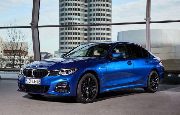 Grupul BMW a livrat 500.000 de vehicule electrificate: nemții vor ca până în 2021 să ajungă la un milion de unități comercializate - Poza 2